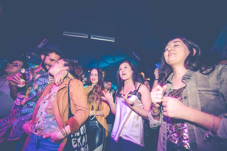 Discotecas para mayores de 50 años en Madrid